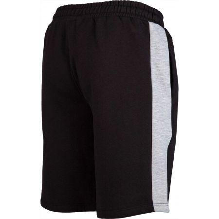 Pánske šortky - Umbro CONTRAST PANEL FLEECE SHORT - 3