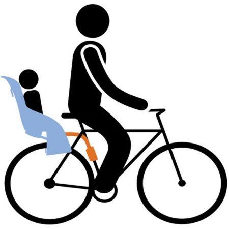 Детско столче за велосипед - THULE RIDE ALONG - 4