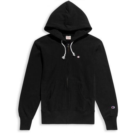 Champion HOODED FULL ZIP SWEATSHIRT - Мъжки суитшърт
