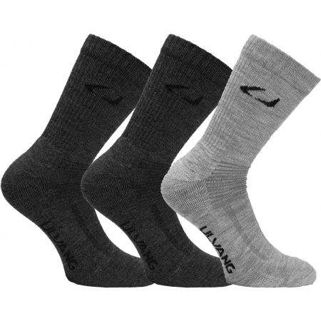 Ulvang ALLROUND 3PCK - Wool socks