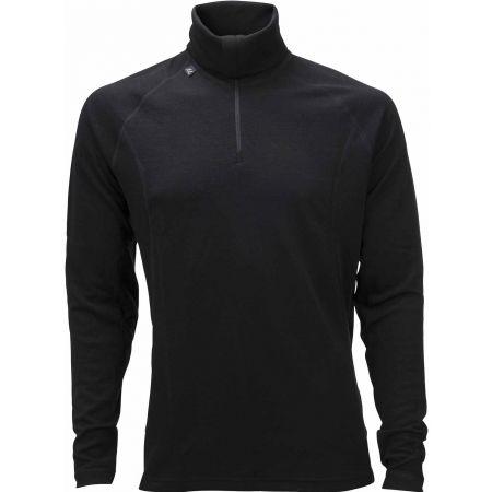 Ulvang TURTLE NECK W/ZIP MS - Men's functional woollen top