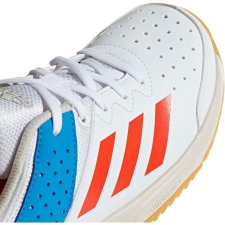 Dětská házenkářská obuv - adidas COURT STABIL JR - 6
