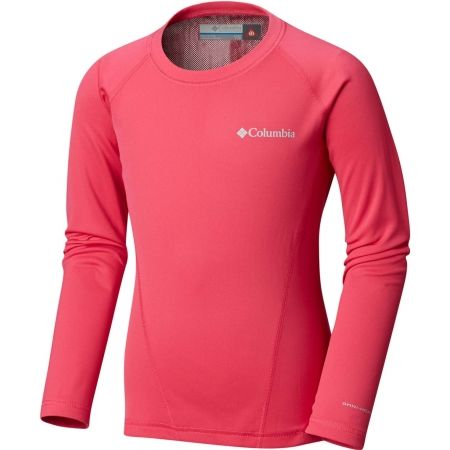 Detské funkčné tričko - Columbia MIDWEIGHT CREW 2 - 1