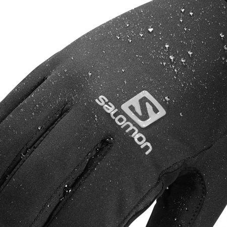 Zimné rukavice - Salomon EQUIPE GLOVE U - 5
