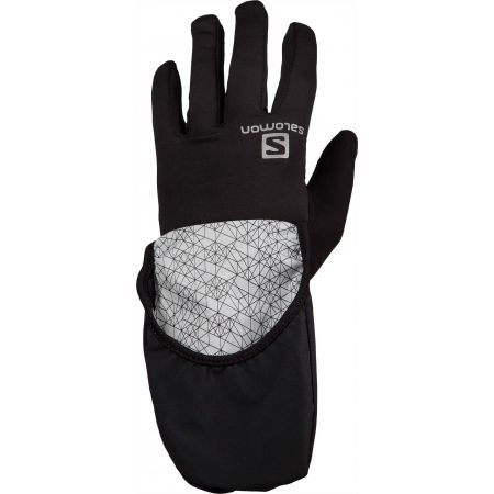 Зимни ръкавици - Salomon FAST WING WINTER GLOVE U B - 1