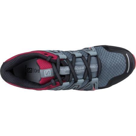 Dámská trailová obuv - Salomon SPEEDCROSS VARIO 2 W - 4