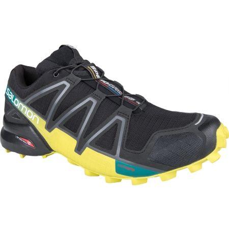 Pánska trailová obuv - Salomon SPEEDCROSS 4 - 1 5ffeb4d9195
