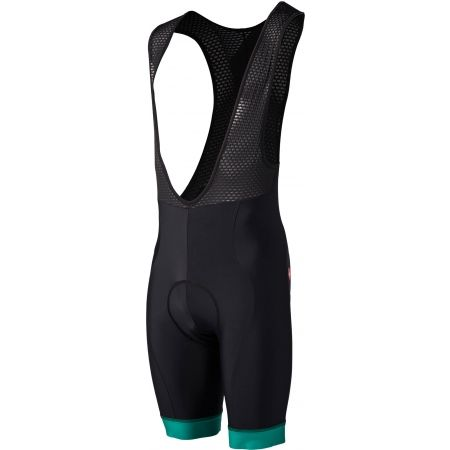 Rosti RUOTA - Men's cycling bib shorts