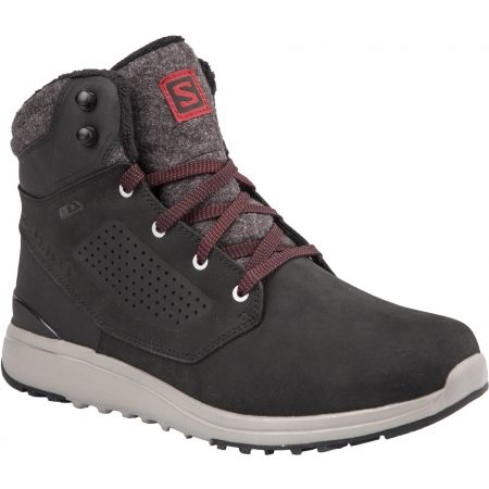 Salomon UTILITY WINTER CS WP - Men's winter shoes