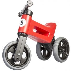 FUNNY WHEELS PUSH BIKE 18M + SPORT 2V1 - Children's push bike