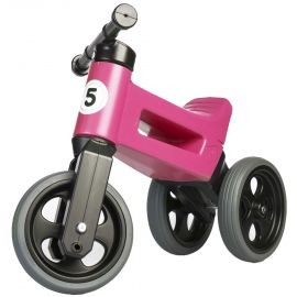 FUNNY WHEELS ODRAZEDLO 18M + SPORT 2V1 - Bicicletă fără pedale copii