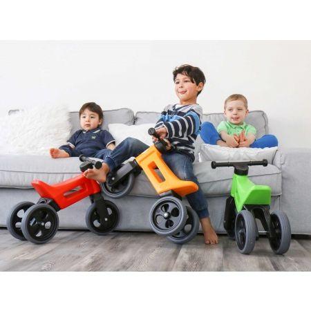 Dětské odrážedlo - FUNNY WHEELS ODRAZEDLO 18M + SPORT 2V1 - 8