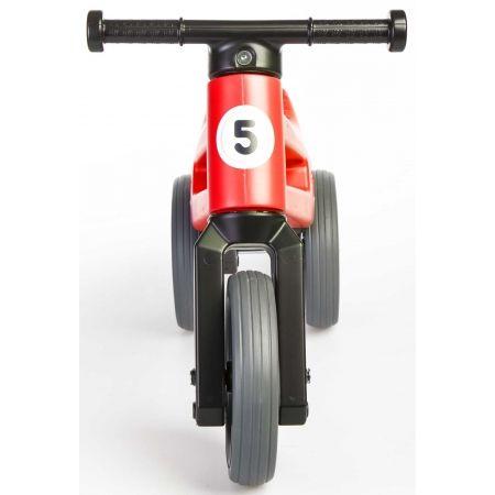 Bicicletă fără pedale copii - FUNNY WHEELS ODRAZEDLO 18M + SPORT 2V1 - 5