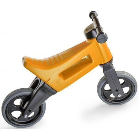 Bicicletă fără pedale copii - FUNNY WHEELS ODRAZEDLO 18M + SPORT 2V1 - 3