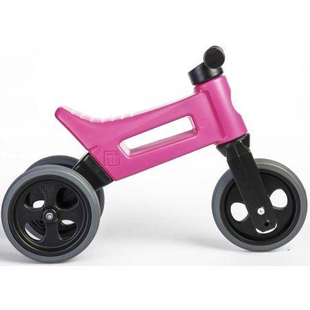 Bicicletă fără pedale copii - FUNNY WHEELS ODRAZEDLO 18M + SPORT 2V1 - 4