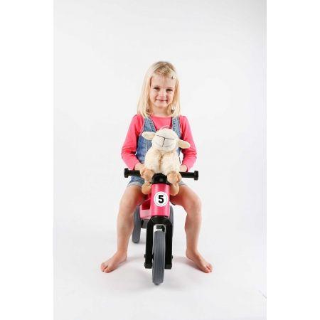 Bicicletă fără pedale copii - FUNNY WHEELS ODRAZEDLO 18M + SPORT 2V1 - 7