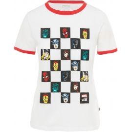Vans WM AVENGERS RINGER TEE - Women's T-shirt