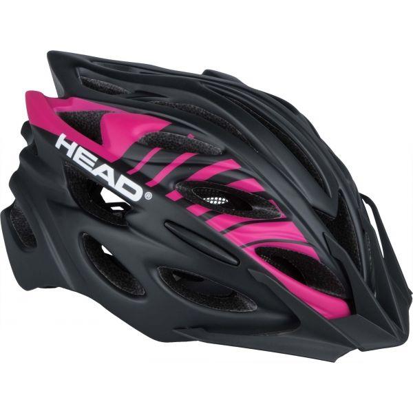 Head MTB W07 rózsaszín (59 - 63) - MTB kerékpáros sisak
