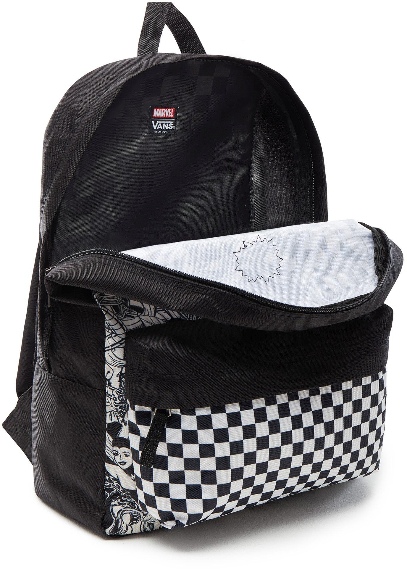 Vans WM MARVEL WOMEN REALM BACKPACK. Városi hátizsák. Városi hátizsák.  Városi hátizsák. Városi hátizsák deb1eafeca