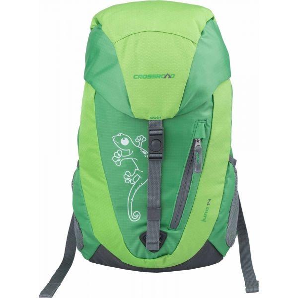 Crossroad JUNO 14 zelená NS - Univerzální dětský batoh