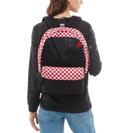 City backpack - Vans WM SPIDEY REALM BACKPACK - 6