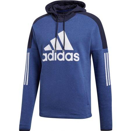 Men s sweatshirt - adidas M SID LGO PO FL - 1 69bce5db14