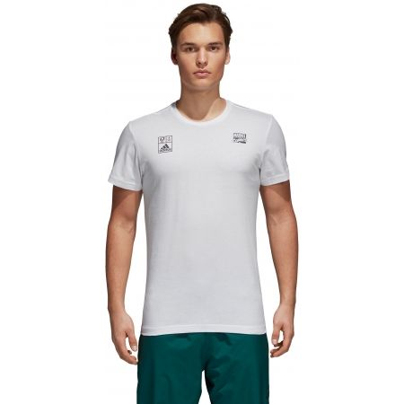 Men's T-shirt - adidas IRON MAN - 2