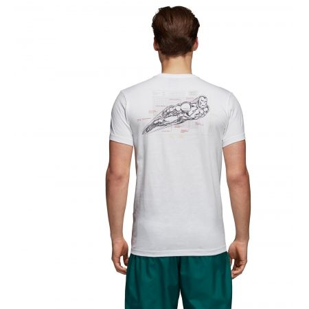 Men's T-shirt - adidas IRON MAN - 4