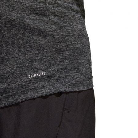 Herren Trainingsshirt - adidas GRAD MEL SL - 8