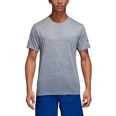 Koszulka sportowa męska - adidas FREELIFT GRADI - 5