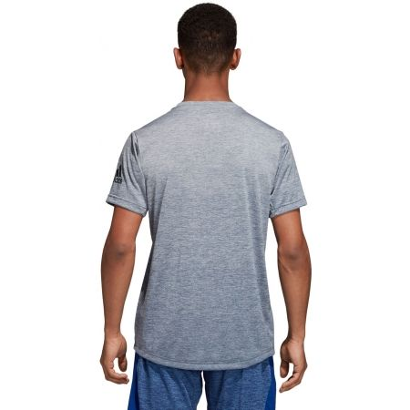 Koszulka sportowa męska - adidas FREELIFT GRADI - 4