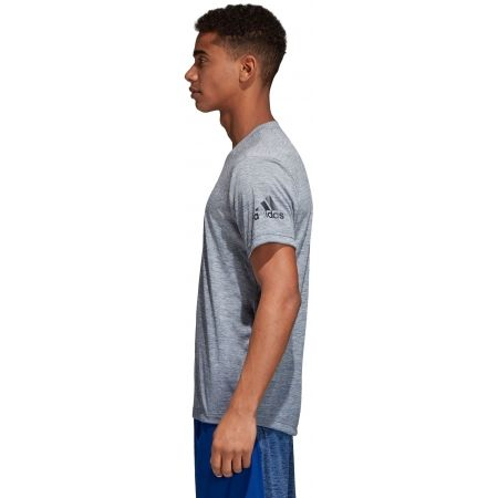 Koszulka sportowa męska - adidas FREELIFT GRADI - 3