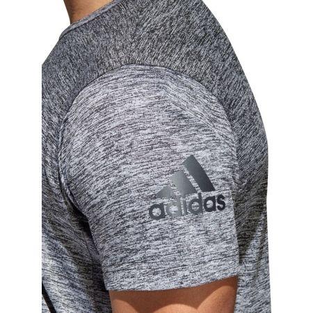 Koszulka sportowa męska - adidas FREELIFT GRADI - 14