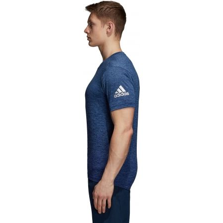 Koszulka sportowa męska - adidas FREELIFT GRADI - 19