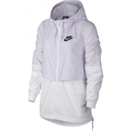 Kurtka sportowa damska - Nike WOVEN JACKET W - 5