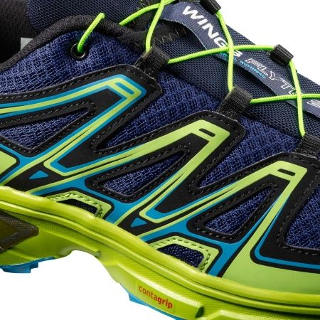 Încălțăminte de alergare bărbați - Salomon WINGS FLYTE 2 - 4