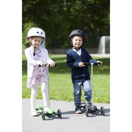 Children's kick scooter - Stiga MINI KICK QUAD - 2