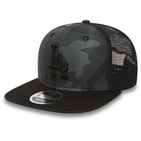 Șapcă de club - New Era 9FIFTY MLB TRUCKER LOS ANGELES DODGERS
