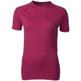 Mico W HALF SLVS R/NECK SHIRT SKIN - Dámske bežecké tričko