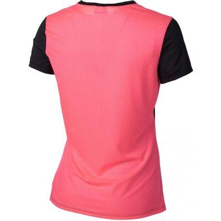 Dámske bežecké tričko - Mico W HALF SLVS R/NECK SHIRT RUN - 2
