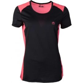 Mico W HALF SLVS R/NECK SHIRT RUN - Women's running T-shirt
