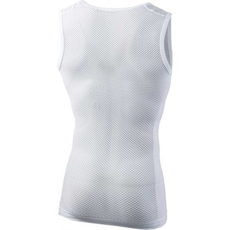 Funkční spodní prádlo - Mico SLVS R/NECK SHIRT LIGHTSKIN - 3