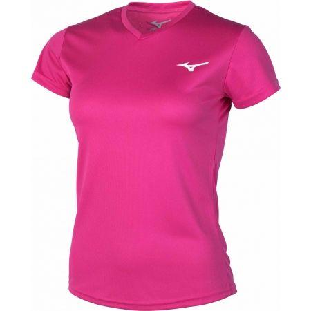 Dámské běžecké triko - Mizuno DRYLITE TEE - 2
