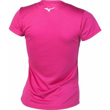 Dámské běžecké triko - Mizuno DRYLITE TEE - 3