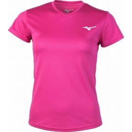 Mizuno DRYLITE TEE - Dámske bežecké tričko