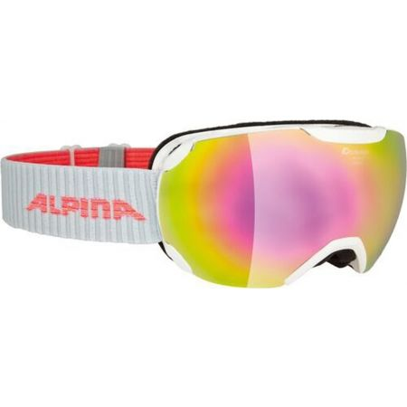 Alpina Sports PHEOS S MM - Unisex downhill ski goggles