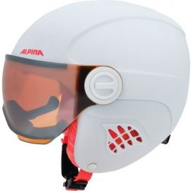 Alpina Sports CARAT LE VISOR - Kinder Skihelm