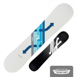 Reaper K-STRIPES - Children's snowboard