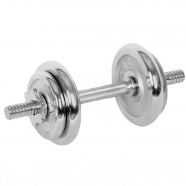 Keller ONE-HAND WEIGHT 7.5 kg CHROME - One-hand loading weight