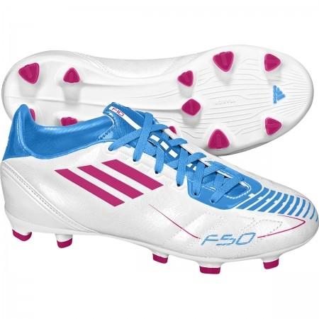 Kids' football shoes - adidas F10 TRX FG J